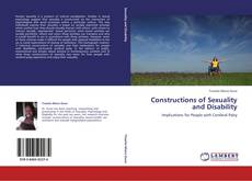 Bookcover of Constructions of Sexuality and Disability