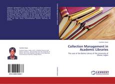 Обложка Collection Management in Academic Libraries