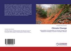 Bookcover of Climate Change