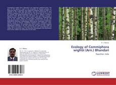 Bookcover of Ecology of Commiphora wightii (Arn.) Bhandari