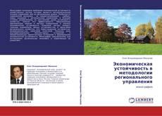 Обложка Экономическая устойчивость в методологии регионального управления