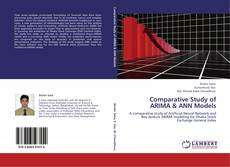 Buchcover von Comparative Study of ARIMA & ANN Models