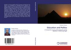 Bookcover of Education and Politics