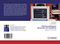 Borítókép a  Electrocardiogram Generator for Academic - hoz
