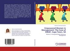 Couverture de Empowered Women in Management: The Case of DWAF, Cape Town, SA