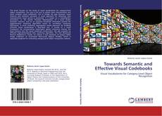 Bookcover of Towards Semantic and Effective Visual Codebooks