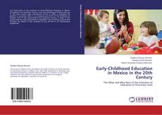 Buchcover von Early-Childhood Education in Mexico in the 20th Century