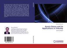Portada del libro de Acacia Genus and its Applications in Industry