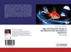 Capa do livro de Age and Growth Study in the Marine Fish Nemipterus Japonicus