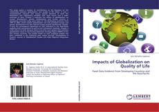 Portada del libro de Impacts of Globalization on Quality of Life