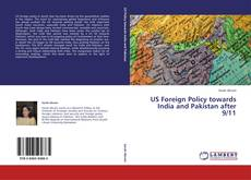Bookcover of US Foreign Policy towards India and Pakistan after 9/11