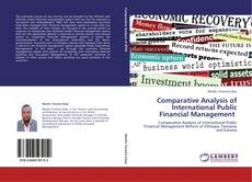 Buchcover von Comparative Analysis of International Public Financial Management