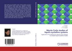 Bookcover of Monte Carlo studies of liquid crystalline systems