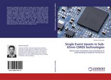 Bookcover of Single Event Upsets in Sub-65nm CMOS technologies