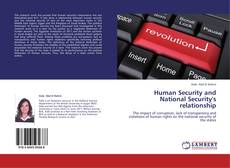 Buchcover von Human Security and National Security's relationship