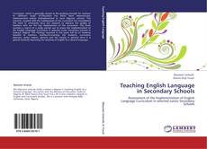 Portada del libro de Teaching English Language in Secondary Schools