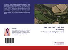 Buchcover von Land Use and Land Use Planning