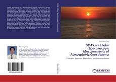DOAS and Solar Spectroscopic Measurements of Atmospheric Constituents的封面