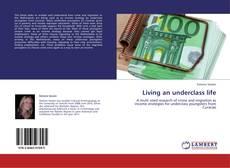 Bookcover of Living an underclass life