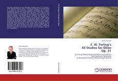 Portada del libro de F. W. Ferling's  48 Studies for Oboe  Op. 31