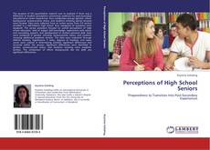 Bookcover of Perceptions of High School Seniors