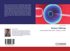 Bookcover of Saviour Siblings