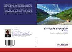 Bookcover of Ecology-An Introductory Guide
