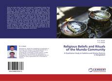 Capa do livro de Religious Beliefs and Rituals of the Munda Community