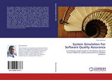 System Simulation For Software Quality Assurance的封面