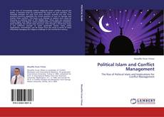Bookcover of Political Islam and Conflict Management
