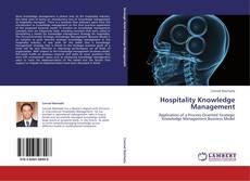 Обложка Hospitality Knowledge Management
