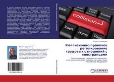 Copertina di Коллизионно-правовое регулирование трудовых отношений с иностранцами