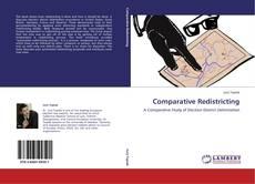 Capa do livro de Comparative Redistricting