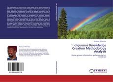 Buchcover von Indigenous Knowledge Creation Methodology Analysis