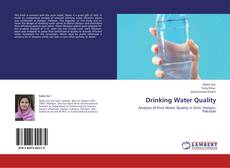 Bookcover of Drinking Water Quality