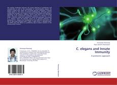 Couverture de C. elegans and Innate Immunity