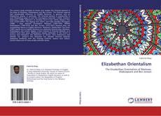 Copertina di Elizabethan Orientalism