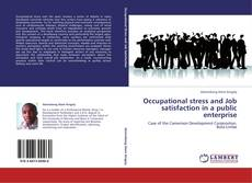 Bookcover of Occupational stress and Job satisfaction in a public enterprise