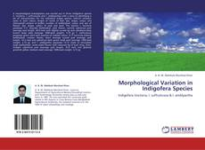Copertina di Morphological Variation in Indigofera Species