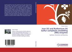 Bookcover of Iron (II) and Ruthenium (II) Sulfur complexes modelling [MS] enzymes