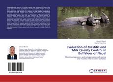 Bookcover of Evaluation of Mastitis and Milk Quality Control in Buffaloes of Nepal