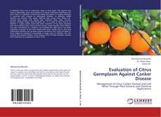 Bookcover of Evaluation of Citrus Germplasm Against Canker Disease
