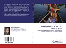 Modern Boats In African Great-Lakes:的封面