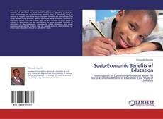 Bookcover of Socio-Economic Benefits of Education