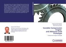Capa do livro de Variable Compression Engine   and Atkinson Cicle Prototype