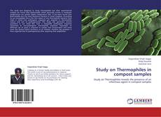 Study on Thermophiles in compost samples的封面