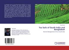 Tea Soils of South India and Bangladesh kitap kapağı