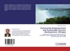 Borítókép a  Community Empowerment and Sustainable Tourism Development, Ethiopia - hoz