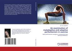Bookcover of An examination of maladaptive and adaptive perfectionism in exercise