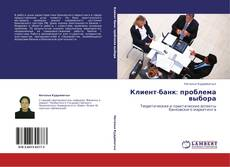Bookcover of Клиент-банк: проблема выбора